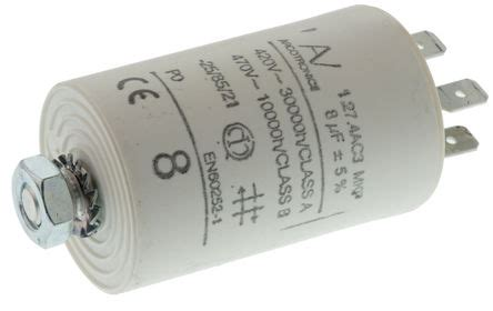 kemet motor capacitor c274ac34800sa0j kemet 8μf polypropylene capacitor pp 470 v ac 177 5 tolerance series c kemet