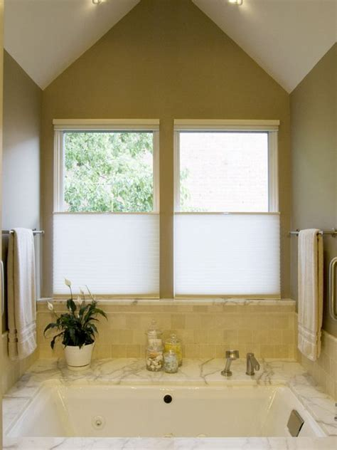 bathroom window treatments privacy why cellular shades suit most homes