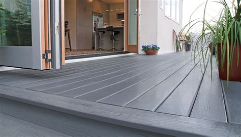 Plastic Coating For Wood Decks by Guide To Choosing Decking Materials Edconstable