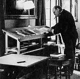 donald rumsfeld standing desk arbor foot unplugged keeping s happy