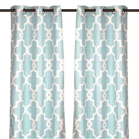 Aqua Blue Window Valance 25 Best Ideas About Aqua Curtains On Teal