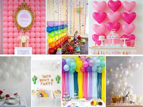 decoracion en globos descubre c 243 mo decorar con globos con estas fant 225 sticas ideas