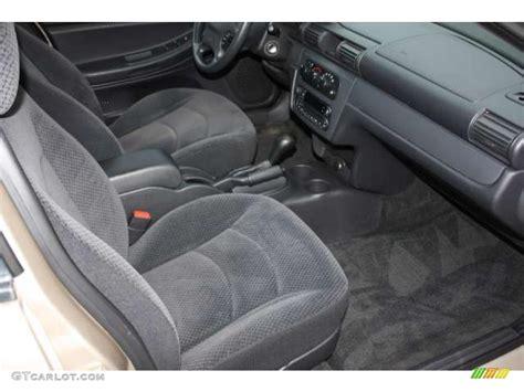 Dodge Stratus Interior by 2005 Dodge Stratus Sxt Sedan Interior Photo 39436082