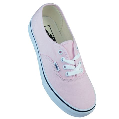 vans authentic  skool damen chalk pink skateboarding