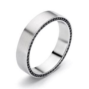 Platinum Wedding Band is a Fashionable and Modern Metal