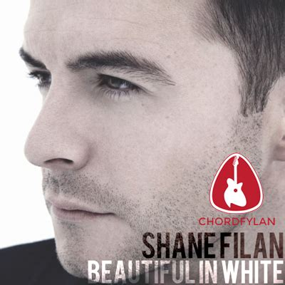 beautiful in white chord chord kunci gitar beautiful in white shane filan chord
