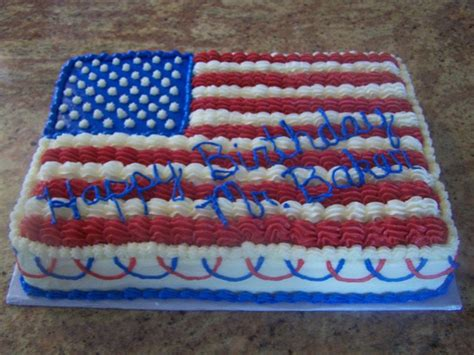 Flag Cake Two Ways Beginner Expert by American Flag Cake Via Flickr Birthday Ideas