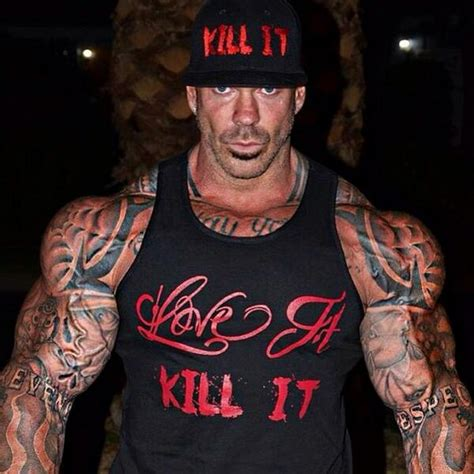 rich piana tattoos rich piana looking small in his new commercial