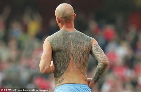 10 tatuagens de jogadores de futebol famosos para se