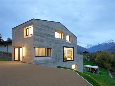 Concrete Home Plans by Modern House Plans Concrete