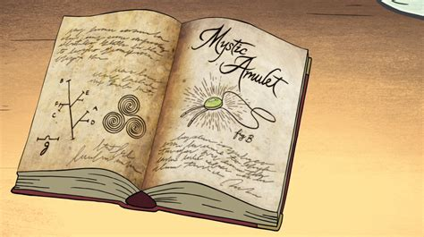 mystic falls a coyote mystery volume 1 books image s1e4 gideon s amulet bookpage png gravity falls
