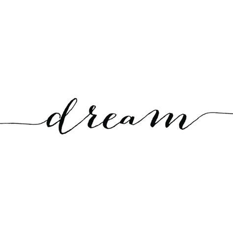 printable dream quotes dream print motivational art calligraphy quote digital