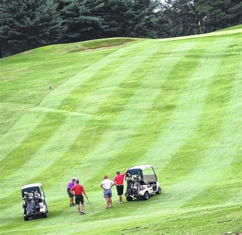 Pilot Knob Golf Course by Pilot Mountain News New Winners Take Trophies At Golf