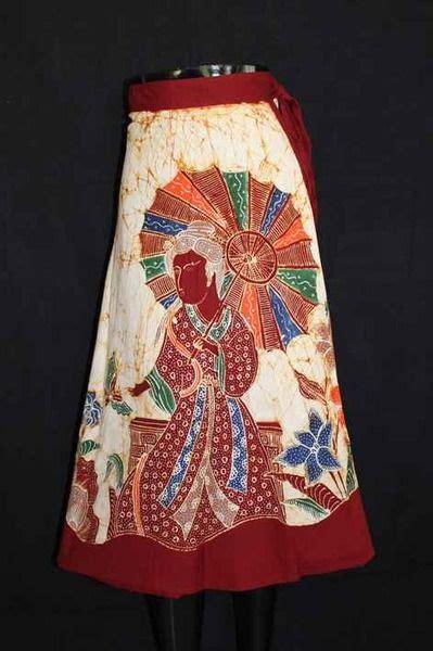 Batik Maulana Batik Kemeja Blouse Rok Lilit rok batik lilit motif wayang idr 100 000 things to wear