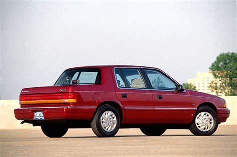 how cars engines work 1995 dodge spirit spare parts catalogs 1990 95 dodge spirit consumer guide auto