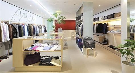 shop interior designer fashion guji osaka shop interior design in osaka