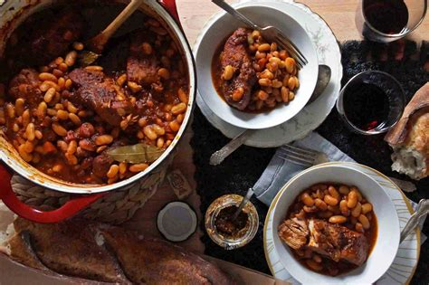 braised country style pork ribs recipe cider braised country style pork ribs cannellini beans