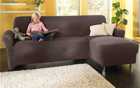 ottomane husse aktuelle stretch husse f 252 r ein eck sofa mit linksseitiger