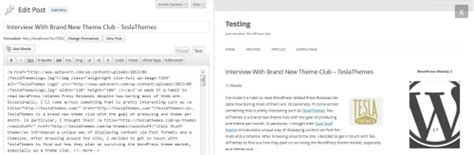 design themes core features plugin wordpress core features as plugins first inline preview