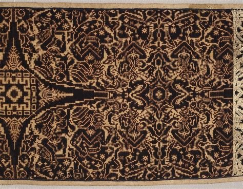 Kain Tenun Motif Meteran 3 file kain geringsing wayang ceremonial cloth with mythical figures lacma m 90 22 2 of 2 jpg