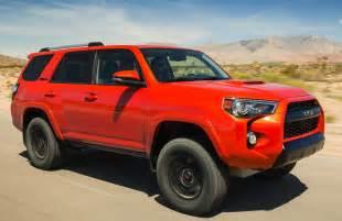 Toyota Forerunner 2015 Toyota 4runner Test Drive Review Cargurus