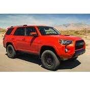 2015 Toyota 4Runner TRD Pro Series  Off Road Wheels