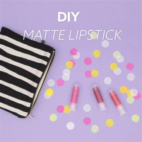 Diy Matte Lipstick By Boon 25 Best Ideas About Matte Nails On Matt Nails