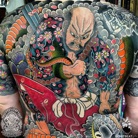 new school japanese tattoo artist gallery traditional japanese heartbeatink tattoo magazine