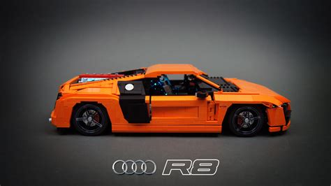 lego audi r8 audi r8 v10 lego technic mindstorms model team