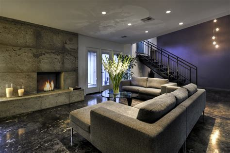 modern basements splendid contemporary basement decoration ideas