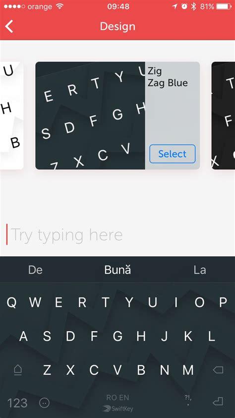 themes for swiftkey keyboard iphone microsoft s latest iphone update includes new swiftkey