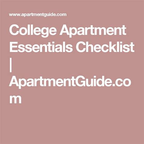 apartment essentials 1000 ideas about apartment essentials on