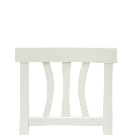 sgabelli country sgabello country in legno laccato bianco con seduta in legno
