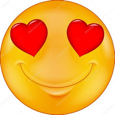 imagenes de smile love dessin anim 233 smiley amoureux image vectorielle tigatelu