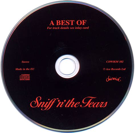 driver s seat sniff n the tears sniff n the tears a best of sniff n the tears 1991