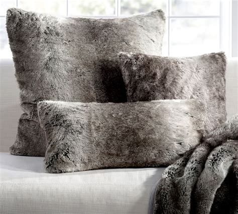 Pottery Barn Pillows On Sale by Pottery Barn Faux Fur Sale Save 50 On Throws Pillows