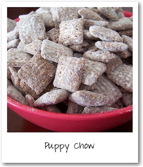 puppy chow dessert puppy chow dessert recipe blissfully domestic