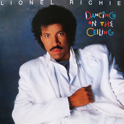 Lionel Richie On The Ceiling by Dx7 Exles