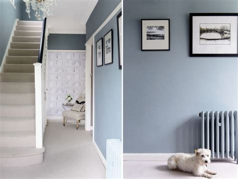 chic hallway decorating ideas colours 6134 downlines co loversiq glamorous blue hallway