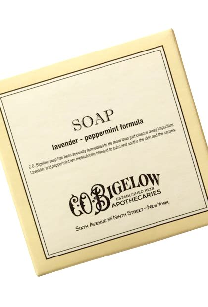 top 10 bar soaps no 1 c o bigelow lavender peppermint soap 1 the 10