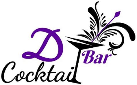 martini bar logo d cocktail bar mobile wine cocktail bar for weddings and