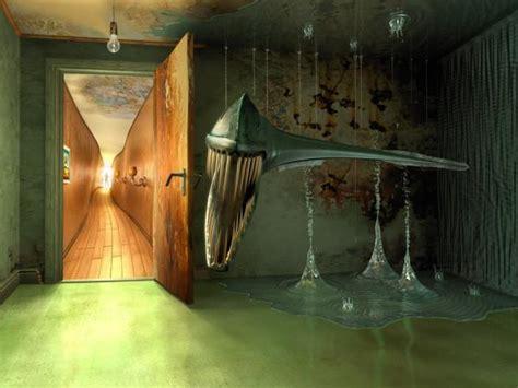Surreal Interiors by The Guardian Digital Artwork