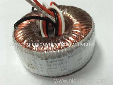 common mode choke toroid transformer toroidal choke coils common mode inductor from china manufacturer hangtung electronic