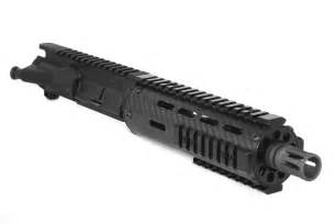 Davidson defense ar 15 7 5 inch nitride carbon fiber pistol complete