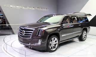 The Cadillac Escalade Cadillac Introduces Its New Escalade