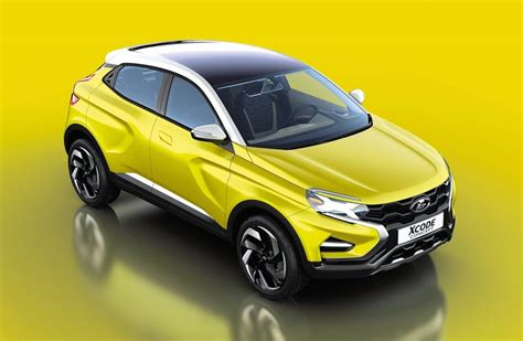 Lada Concept Lada Xcode Concept Revealed Could Spawn Funky Suv