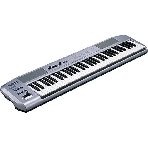 Keyboard Roland Usb edirol roland pc 80 usb midi controller keyboard pc 80 b h
