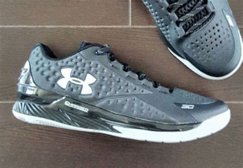 Curry One Armour Low Armour Curry One Low Sneakernews