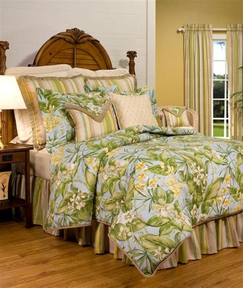 tropical bed linens thomasville at home quot paradise point quot bed linens