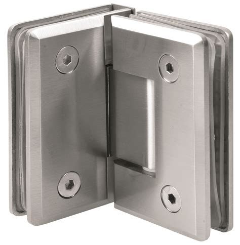 Hinges For Shower Doors 90 176 Glass To Glass Hinge Shower Door Glass Productions Uk